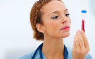 Значение анализа крови для похудения и особенности диеты