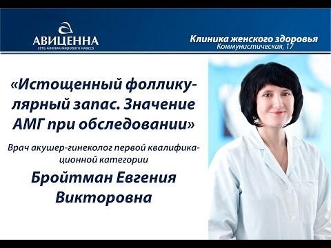 Антимюллеров гормон (АМГ, anti-müllerian hormone, amh) — индикатор функции половых желез
