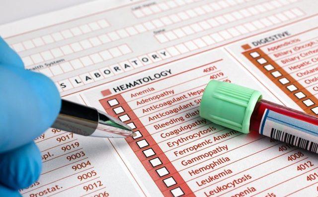 Описание и расшифровка mpv в анализе крови