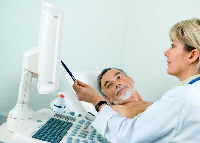 Трансректальное УЗИ предстательной железы: назначение, процедура обследования и расшифровка