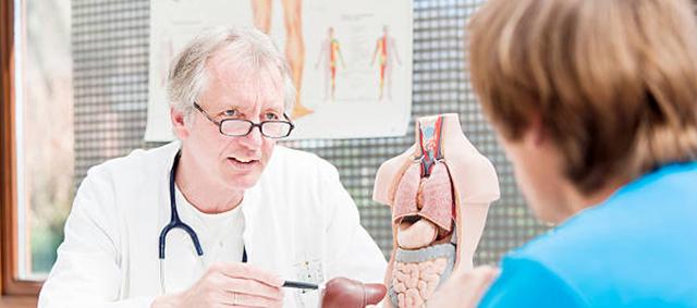 Увеличение правой доли печени: симптомы, диагностика и лечение патологии