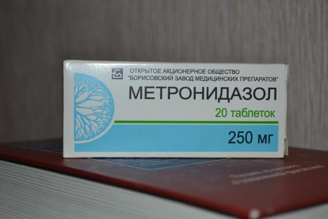 Трихопол при демодекозе: действие препарата и правила применения
