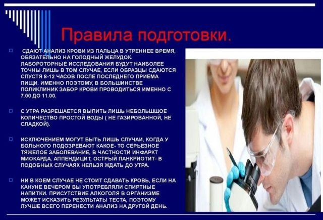 Как выполняется забор крови из пальца и о чем может рассказать анализ?