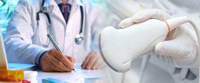 Подготовка к УЗИ брюшной полости, процедура и заключение