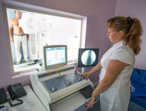 Флюорография: назначение, как часто можно делать и процедура метода обследования