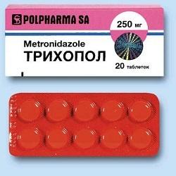 Для чего таблетки Трихопол: показания, правила применения, аналоги