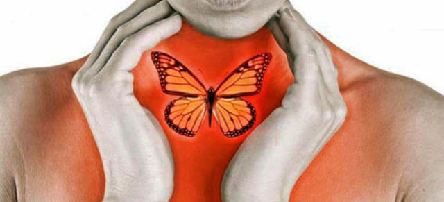 Почему возникает узловое образование правой доли щитовидной железы?
